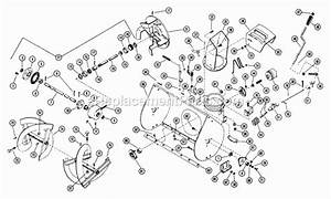 Ariens 910018 Parts List And Diagram