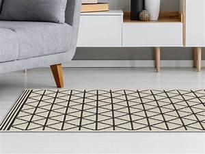 Tapis Descente De Lit : tapis descente de lit drina polypropyl ne 60x110 cm beige ~ Teatrodelosmanantiales.com Idées de Décoration