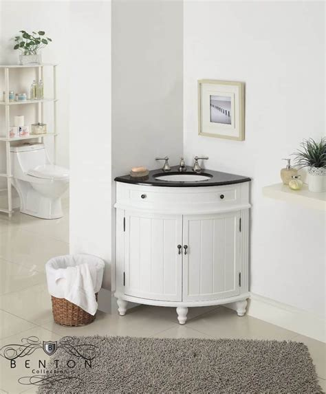 Small Corner Bathroom Sink Vanity by 40 Bathroom Vanity Ideas For Your Next Remodel Photos
