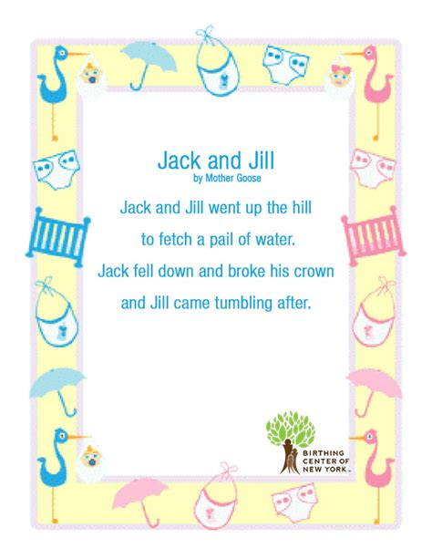 nursery rhymes and songs for your ones 939 | Jack and Jill