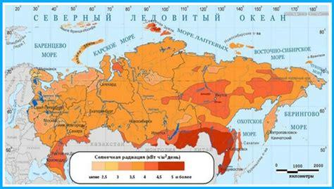 Потенциал солнечной энергии Украины