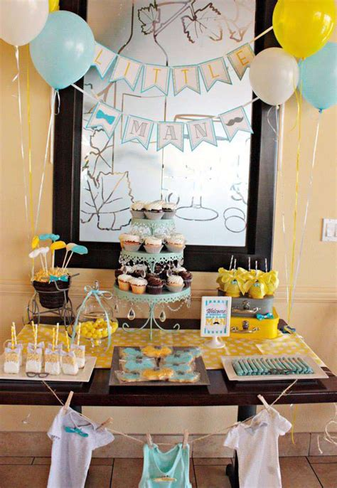 man baby shower baby shower ideas