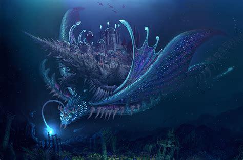 abyssal atlantis palace dragon dragons level wikia scale fandom