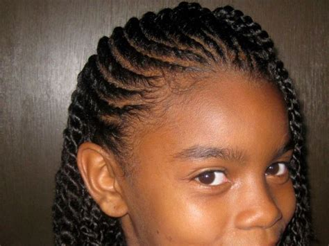 Quick Hairstyles For African American Hair   Hairstyle