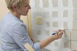 Rigipsplatten Streichen Ohne Grundierung : alte fliesen streichen anleitung in bildern praktische tipps ~ Watch28wear.com Haus und Dekorationen