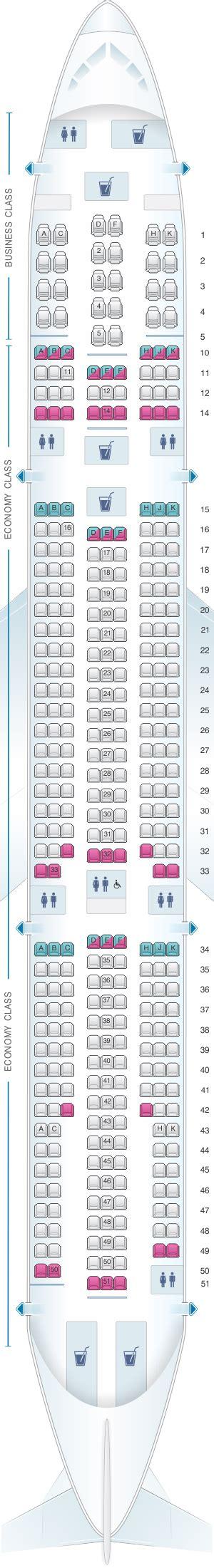 corsair choisir siege plan de cabine corsair airbus a330 300 seatmaestro fr