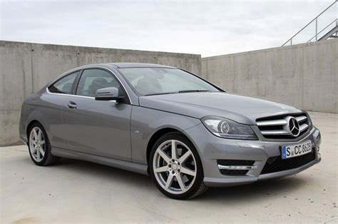 C Class 2012 by 2012 Mercedes C Class Coupe