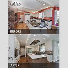 Gregg & Merriann's Kitchen Before & After Pictures Home