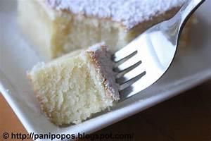 Samoa Food: Coconut cake