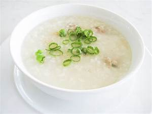 Ginger Chicken Jook (Rice Porridge) Recipe — Dishmaps