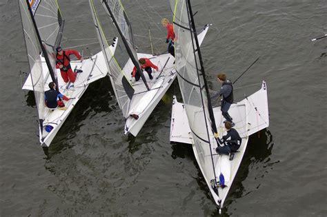 Sunsail 49er London Boat Show Grand Prix