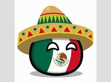 Polandball Icon Mexicoball by Undevicesimus on DeviantArt