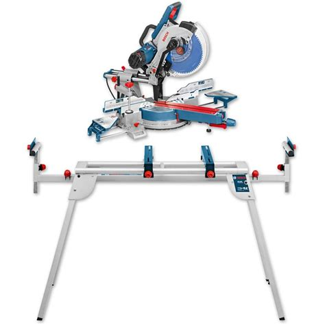 bosch gcm 12 sde mitre saw gta2600 stand package deal