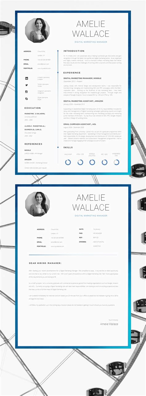 Cv Advice by Resume Template For Word Printable Cv For Word High