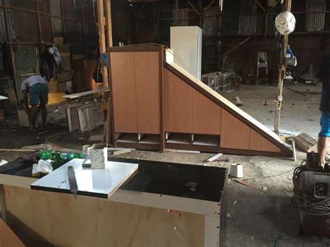 lemari bawah tangga bikin furniture bandung 0896 1474 9219 7f 92 08 27 bikin furniture