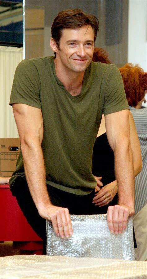 Hugh Jackman Sexy Pictures | POPSUGAR Celebrity UK Photo 25