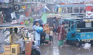 Rain lashes city for a second day as people brave power ...