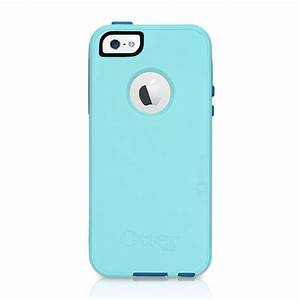 OtterBox Commuter iPhone 5 / 5S Case Aqua Blue / Teal ...