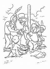 Coloring Lost Boys Indian Pan Peter sketch template