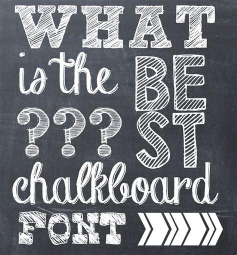 Best Chalk For Chalkboard 11 Chalk Block Font Images Best Chalkboard Fonts Free