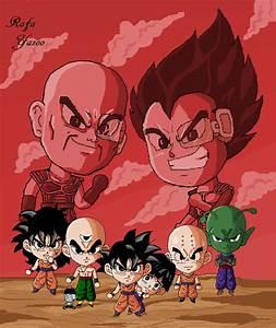Dragon Ball Z The Legacy Of Goku Goku Vs Nappa Auto