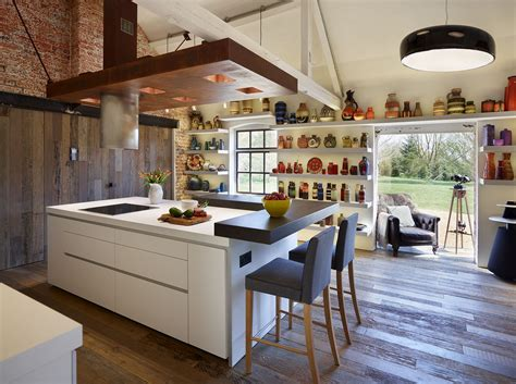 modern kitchen island with hob bulthaup b1 kitchen island with induction hob and corner