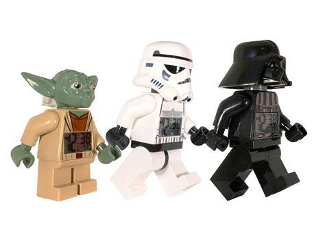 bureau wars lego wars wecker darth vader yoda stormtrooper