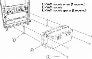Howtorepairguide Com  How To Replace Hvac Control Module