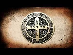 Medalla De San Benito  Poderosa Oraci U00f3n