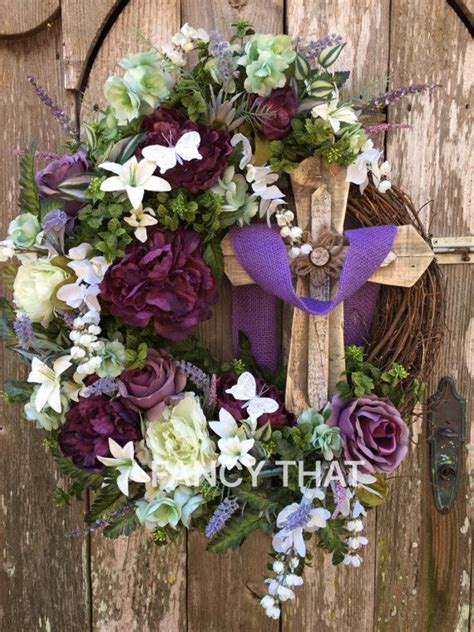 christian easter decorations best 25 easter wreaths ideas on easter ideas