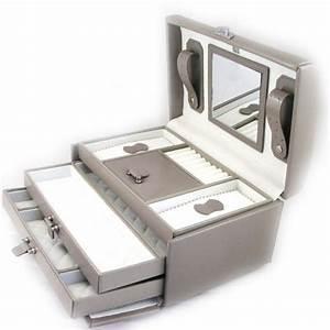 Boite A Bijoux Cuir : boite a bijoux cuir visuel 5 ~ Teatrodelosmanantiales.com Idées de Décoration