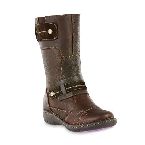 Intrigue Women Isadora Brown Fashion Boot