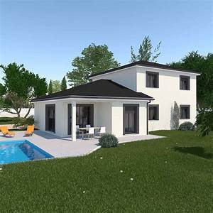 Projet MAISONTERRAIN CHARLY CONFORT CHARLY658