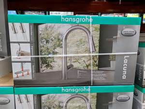 Hansgrohe Lacuna Pulldown Kitchen Faucet