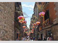 Girona Flower Festival Temps de Flors, 11 19 May 2019