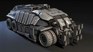 Image Gallery sci fi vehicles