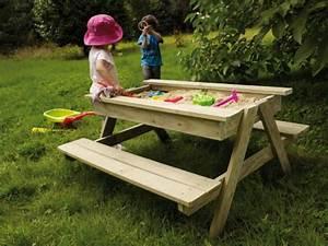 Bac à Sable Castorama : le mobilier d 39 ext rieur indispensable pour les enfants ~ Dailycaller-alerts.com Idées de Décoration