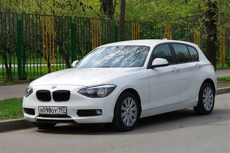 Bmw 1 Series (f20) Wikipedia