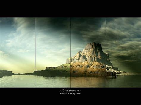 Digital Scenery Wallpaper by Computer Cg Scenery Digital Landscape Wallpapers28