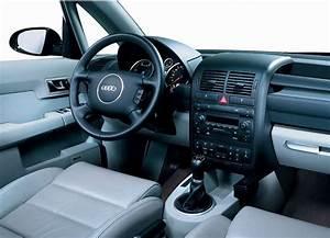 Audi A2 Interieur : audi a2 galerie prasowe galeria ~ Medecine-chirurgie-esthetiques.com Avis de Voitures