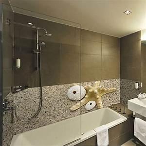 Panneaux Pour Salle De Bain : panneau mural salle de bains tout savoir pour bien choisir ~ Dode.kayakingforconservation.com Idées de Décoration