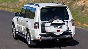 Mitsubishi Shogun : 2015 mitsubishi pajero exceed review road test carsguide ~ Gottalentnigeria.com Avis de Voitures