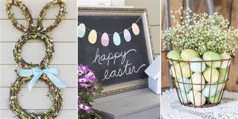 Easter Decorating Ideas - 28 diy easter decorations easter decorating ideas