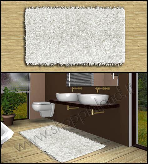tappeti a pelo lungo tappeti per il bagno in sconto su shoppinland