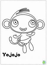 Waybuloo Coloring Yojojo Colouring Hoja Colorear Canoa Eschimese Recommended Popular Colorare Descargar Colour sketch template