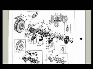 Massey Harris Mh 44 Tractor Service  U0026 Part Manuals 240p