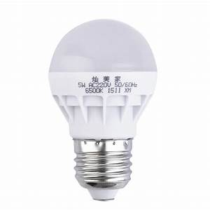 E14 Led Spot : new 3w 5w e14 e27 b22 led globe bulbs bright white spot light lamp illumination ebay ~ Orissabook.com Haus und Dekorationen