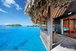 bora sofitel private island tahiti overwater bungalow resorts resort bungalows luxury water beach french polynesia honeymoon romantic marara islands vacation