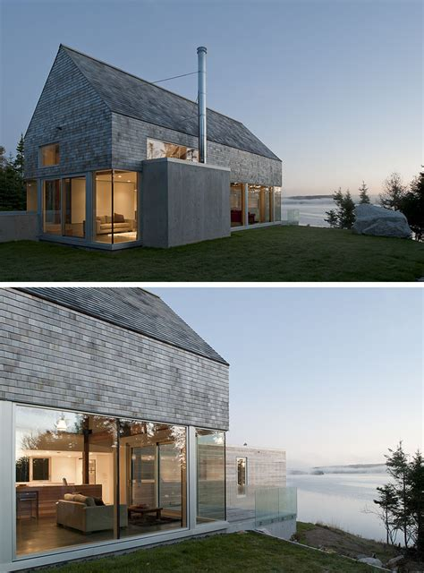 Moderne Häuser Dach by 13 Exles Of Modern Houses With Wooden Shingles