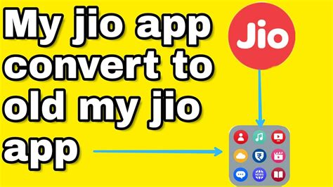 Old My Jio App Kaise Download Kare